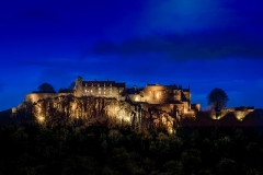 Stirling-Castle-Night-Time