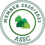 ASSC Member 2020/2021 logo