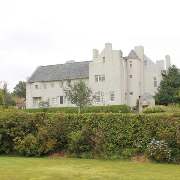 Renee Mackintosh's Hill House in Helensburgh