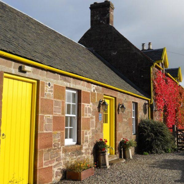 Ballat Smithy cottage Exterior